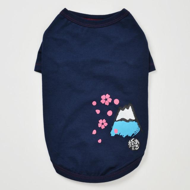 桜とふじさん風 / 白色(2700)