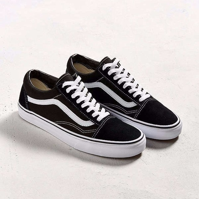 【VANS★OLD SKOOL】クラシック(BLACK)