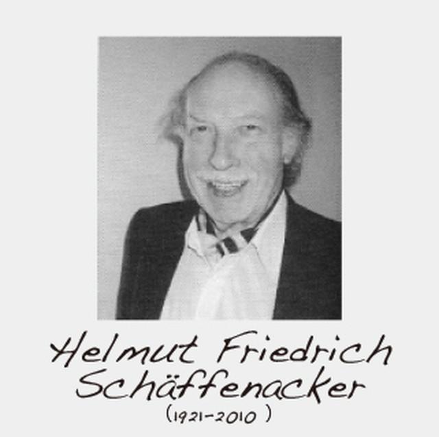Helmut Schaffenacker ヘルムート シェーフェナッカー 青い魚の陶板 ヴィンテージ