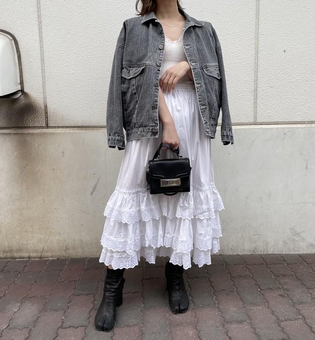 """JOUJOU"" vintage denim jacket"