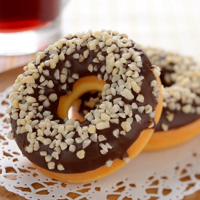 たっぷりチョコセット 米粉100%手焼きドーナツ グルテンフリー