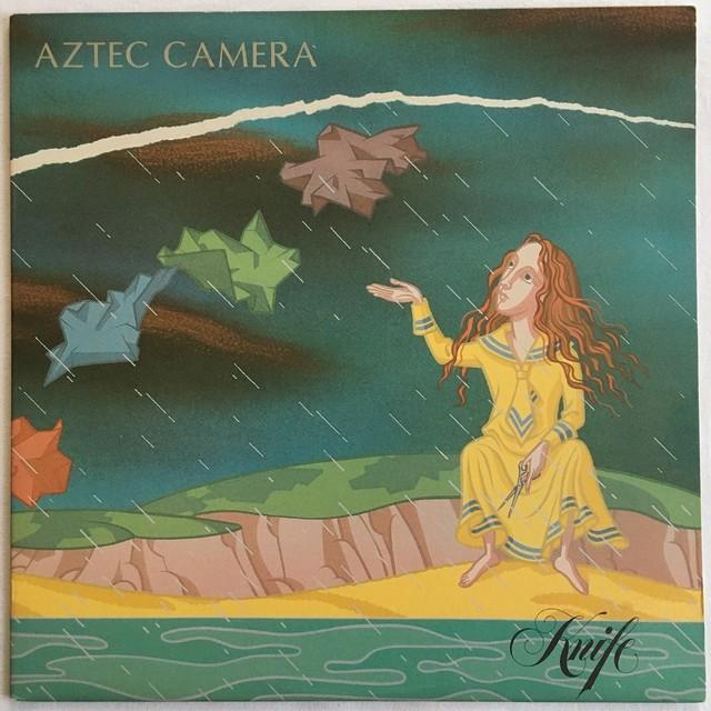 【LP・米盤】Aztec Knife  /  Knife