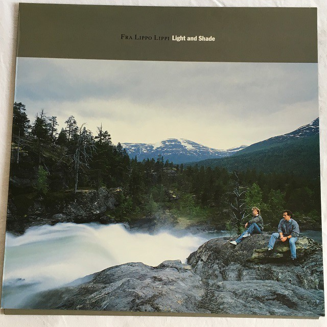 【LP・英盤】Fra Lippo Lippi  /  LIGHT AND SHADE