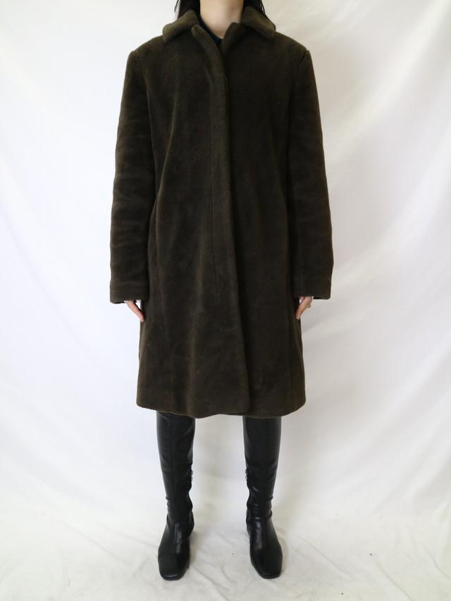 boa coat 【0607】