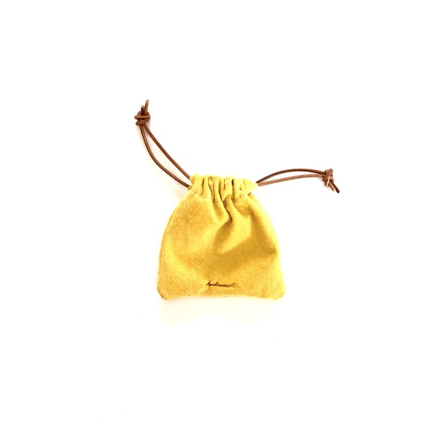 PIG STRING POUCH mini