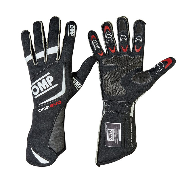 IB/759/N ONE EVO GLOVES MY2015 BLACK/WHITE