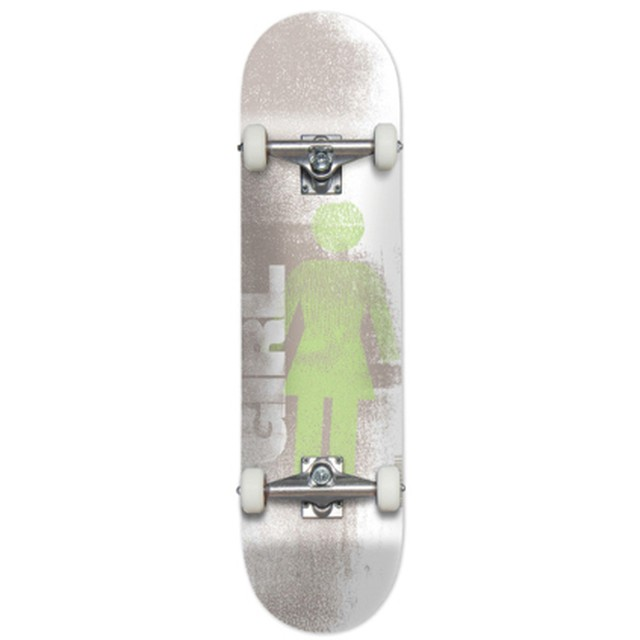 GIRL COMPLETE DECK MIKE CARROLL 7.75インチ