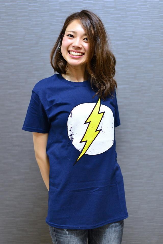 DC フラッシュTシャツ