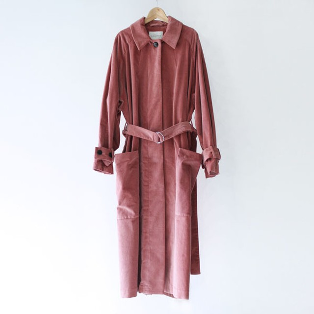 【ALLEGE】 Melton W Coat