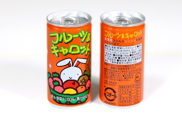 フルーツ&キャロット 30缶