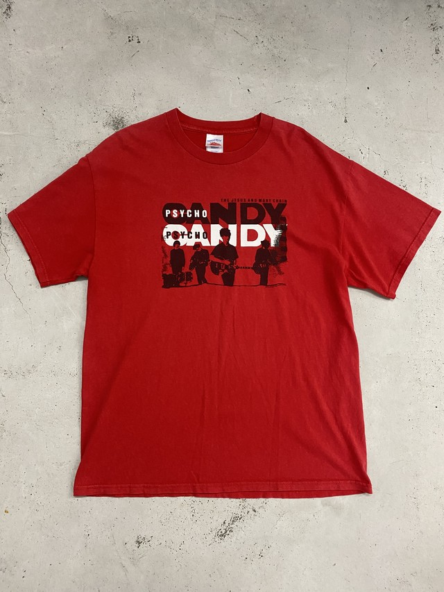 VINTAGE /  THE JESUS AND MARY CHAIN T-SHIRTS
