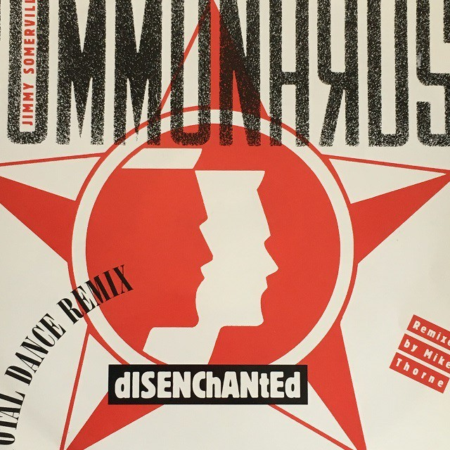 【12inch・英盤】Communards / Disenchanted (Total Dance Remix)
