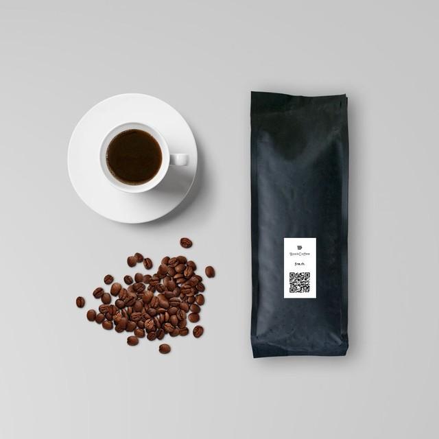 【送料込 ¥ 1,350】朝食と楽しむ! FRESHブレンド|コーヒー豆・粉|200g - メイン画像