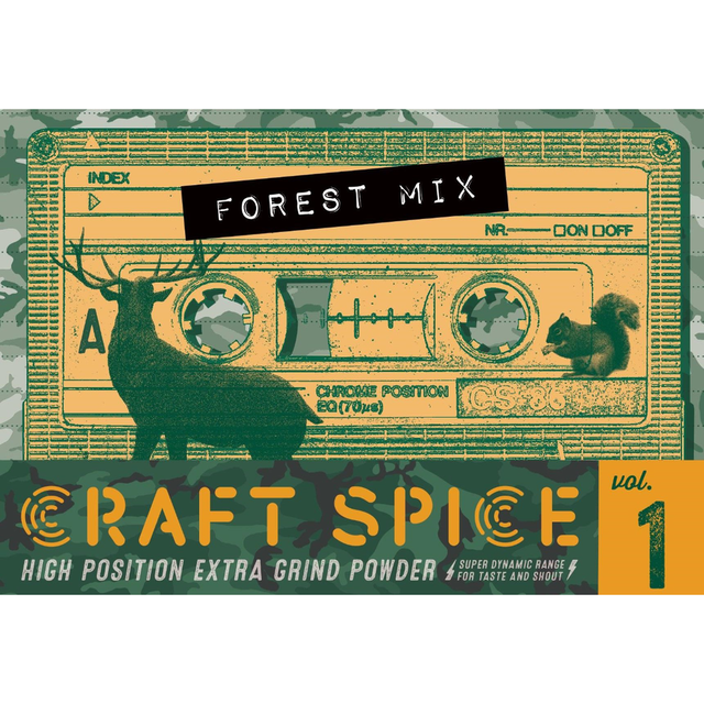 【CRAFT SPICE:01】FOREST MIX