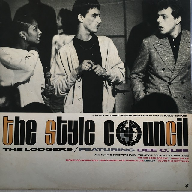 【12inch・英盤】The Style Council featuring Dee C. Lee / Lodges