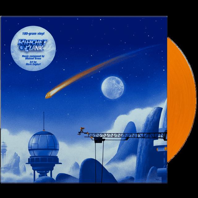 【Ratchet & Clank(ラチェット&クランク)】レコード - メイン画像