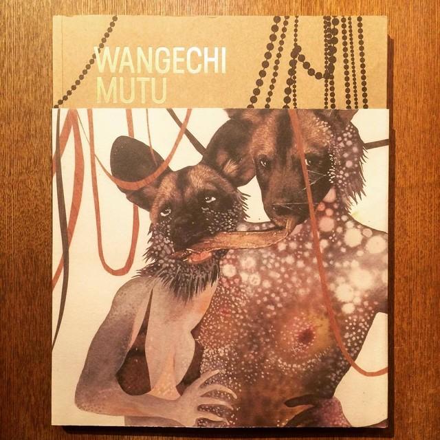 ワンゲチ・ムトゥ作品集「Wangechi Mutu」 - メイン画像