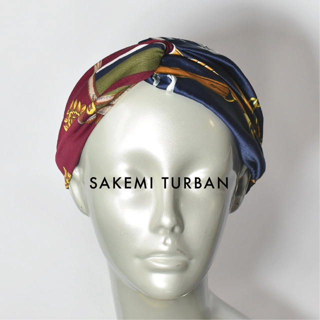 SAKEMI TURBAN / No,10102-1 #10