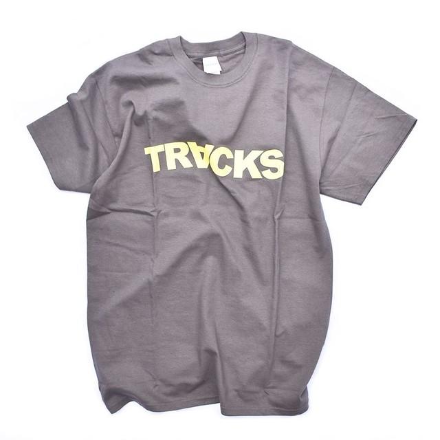 WAVE T-shirts CHARCOAL