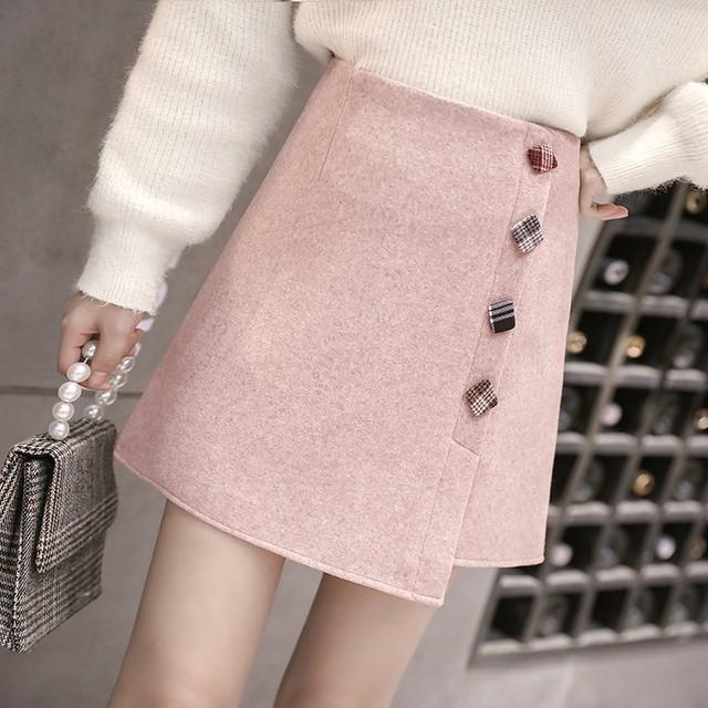 【bottoms】手軽な価格ファッションブランドお気に入りスカート 24465627