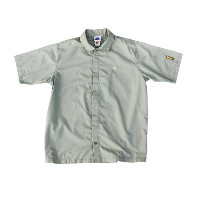 USED / adidas Khaki Shirts