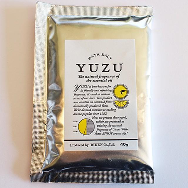 〈YUZU〉バスソルト