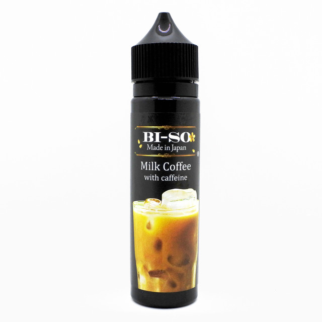5/17発売 Milk coffee with caffeine 60ml