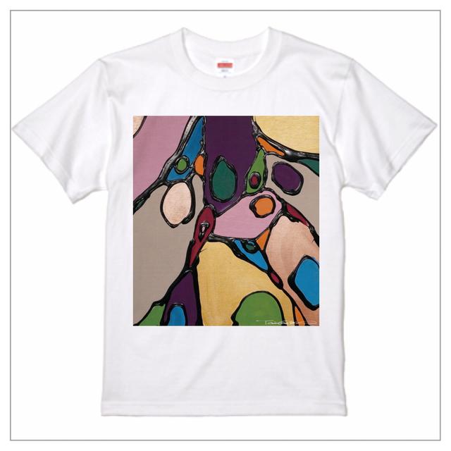 プレミアム印刷 - Tシャツ / fingers-001