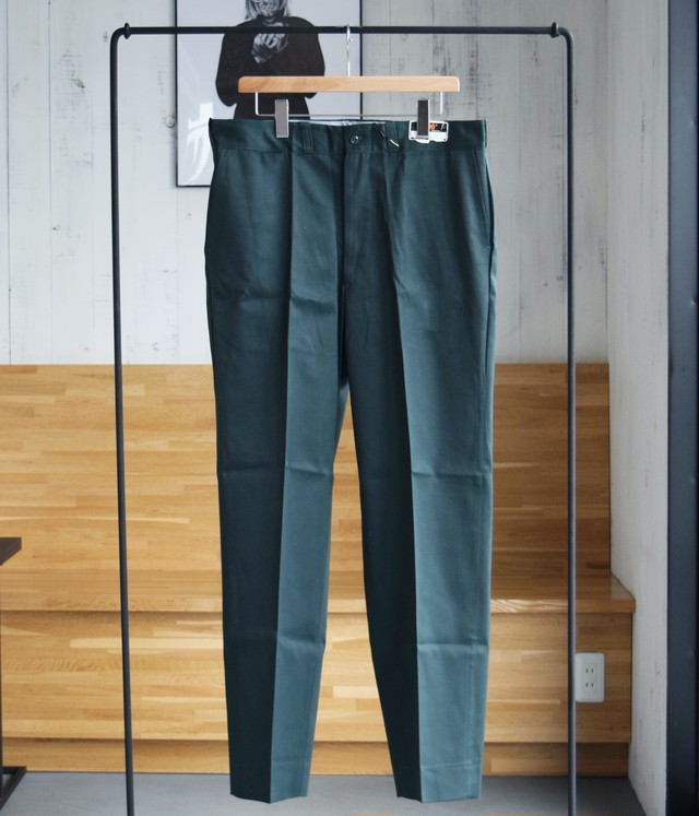 VINTAGE 60s LEE WORK PANTS CHETOPA DEAD STOCK MADE in USA