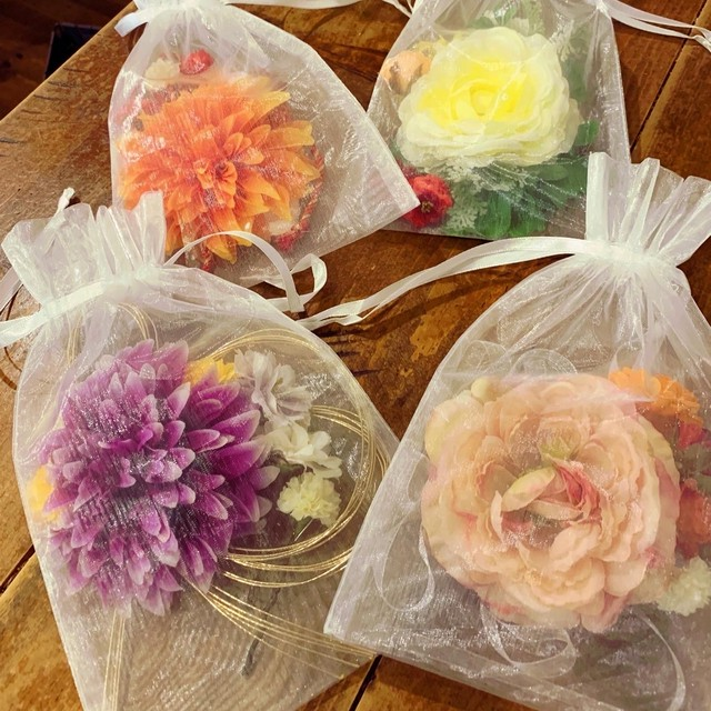 【9/23_14:15〜】2way水引きアレンジ(Lipulflower)