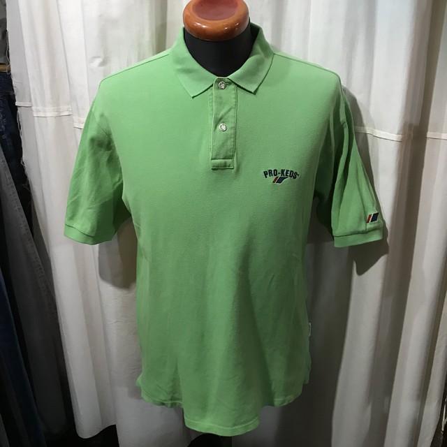 PRO-KEDS 半袖ポロシャツ メンズL