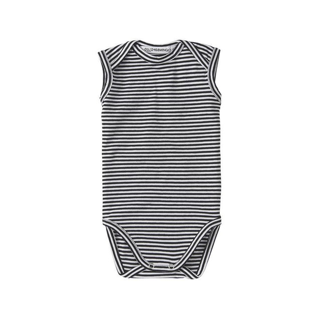 MINGO. / Bodysuit Sleeveless[STRIPE]