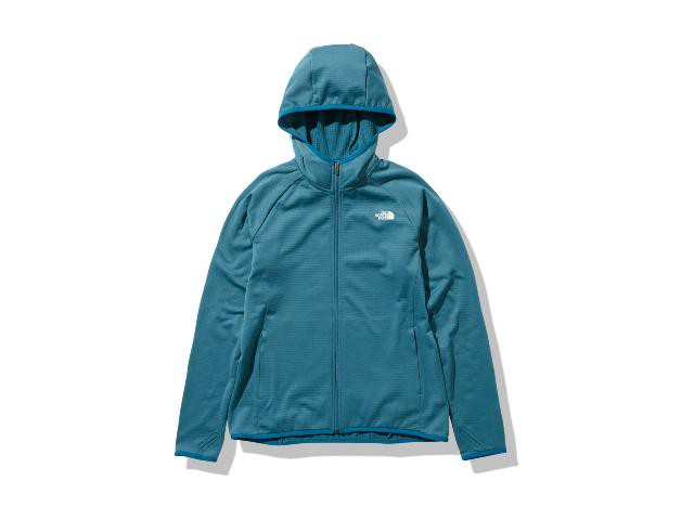 【tnf】 Thermal Versa Grid Hoodie(Mallard Blue)