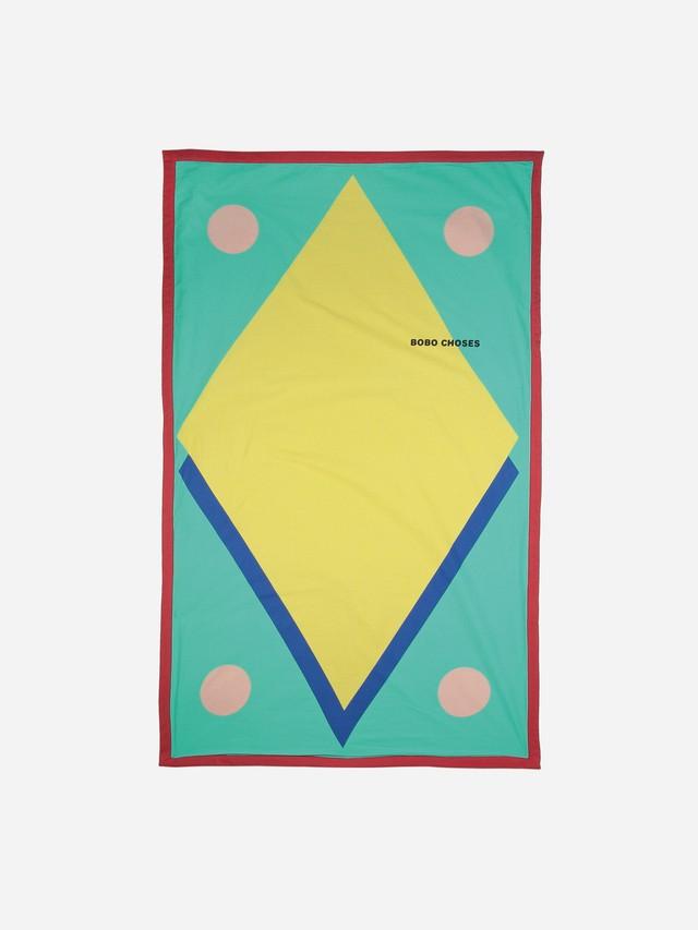【予約2月中入荷】bobochoses(ボボショセス)Geometric Towel  タオル ブランケット