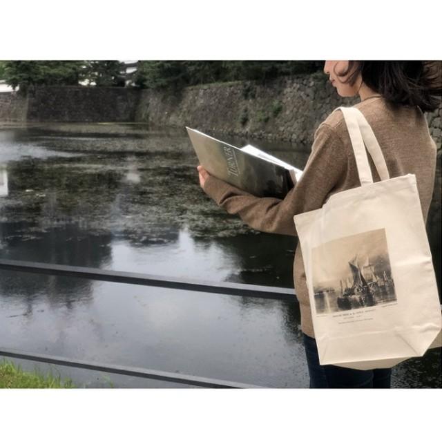 ターナー 風景の詩 トートバッグ付