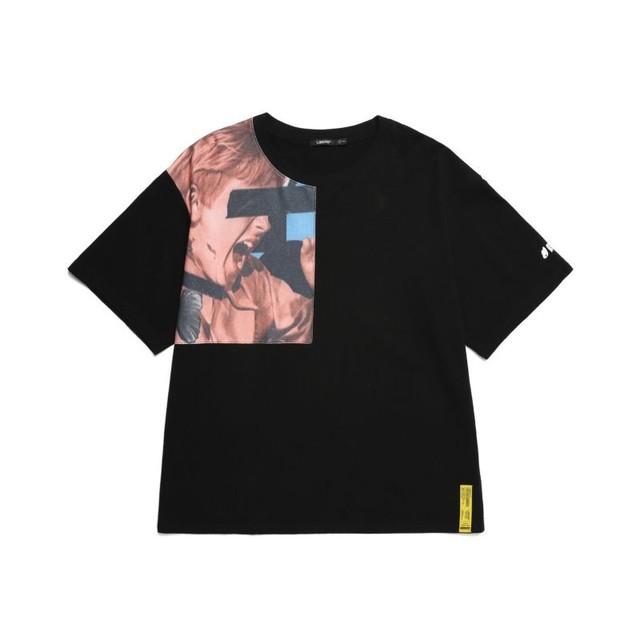 RUNBOY TEE / BLACK