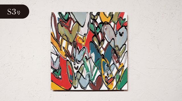【S3号】HEARTS(2017年1月22日)