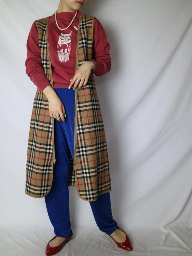 Burberry liner vest【0783】