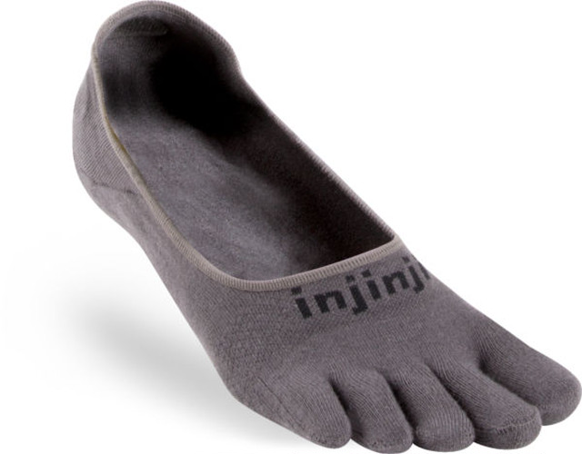 【injinji】 Sports LW Hidden (Charcoal)