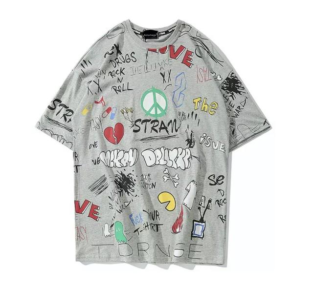 【COOL】ARTWORKデザインTシャツ 2カラー