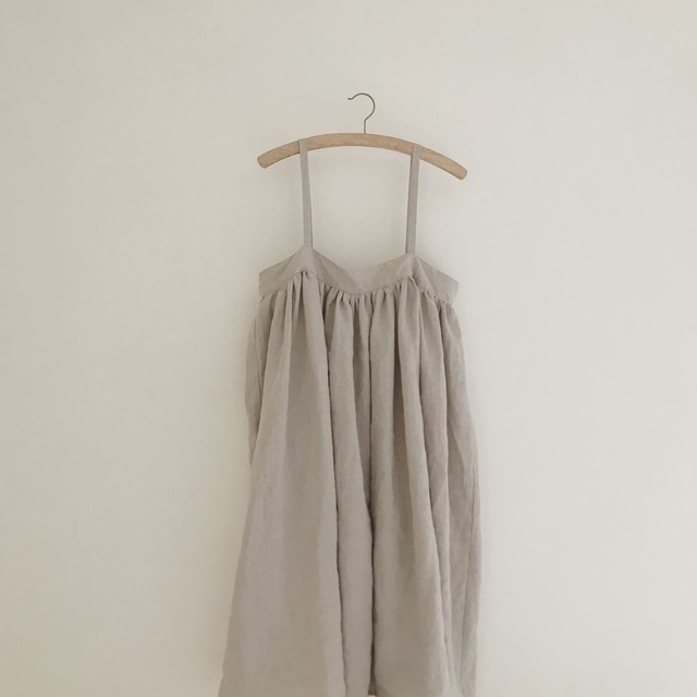 gathered dress : flux
