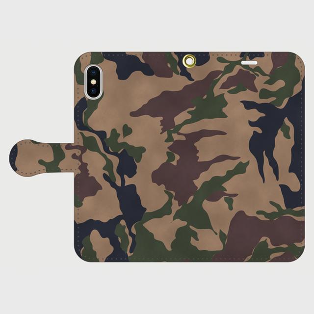 航空自衛隊第301飛行隊40周年記念塗装 iPhoneケース
