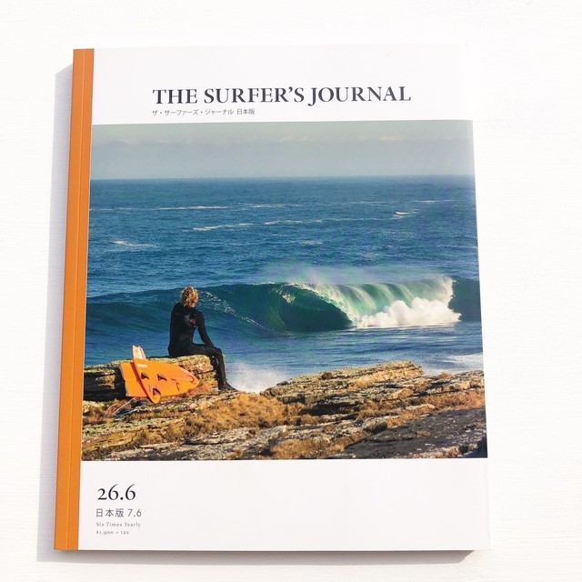 THE SURFER'S JOURNAL JAPAN 7.6