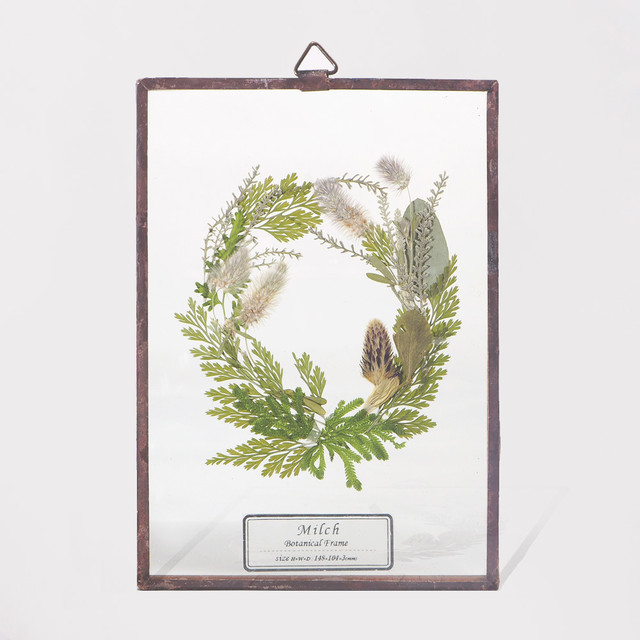 Botanical Frame S031(A_Copper)