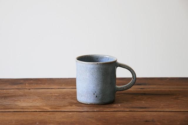松灰釉 ストレートカップ