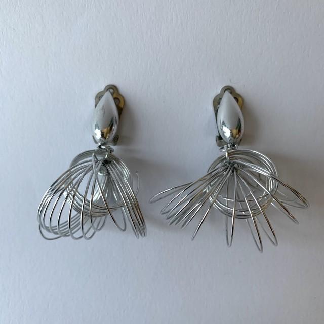 Vintage Earrings _16(イギリス製 ヴィンテージイヤリング)