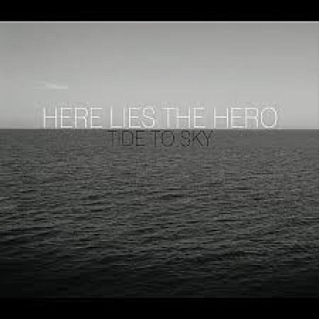 【USED】Here Lies The Hero / Tide To Sky
