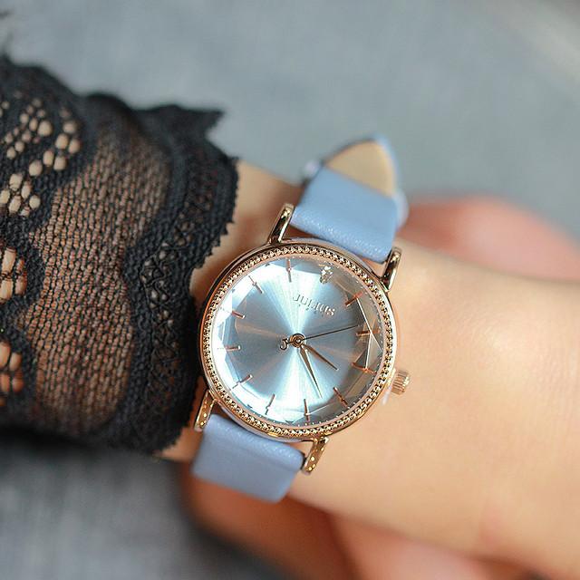 Julius AF-1012(Blue) レディース腕時計
