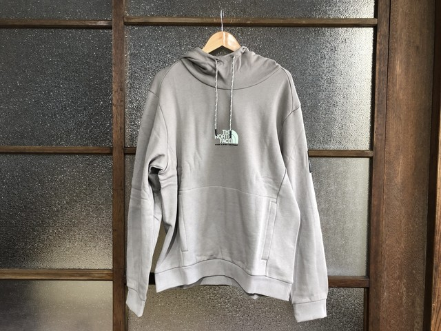 THE NORTH FACE FINE ALPINE HOODIE  (MINERAL GRAY)