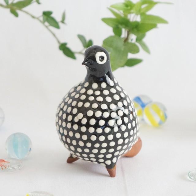 383 リトアニア 陶器の笛/鳥